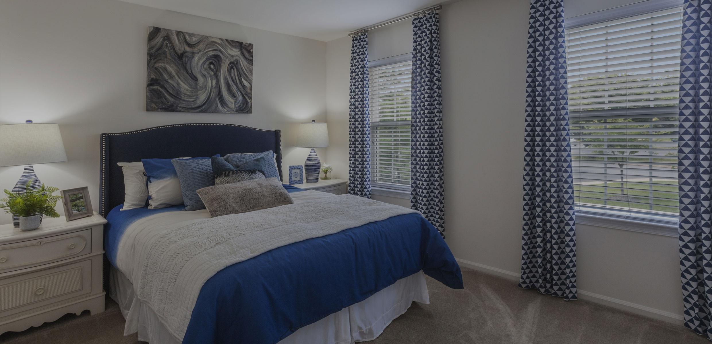 Bedroom at Thomas Meeting Apartments